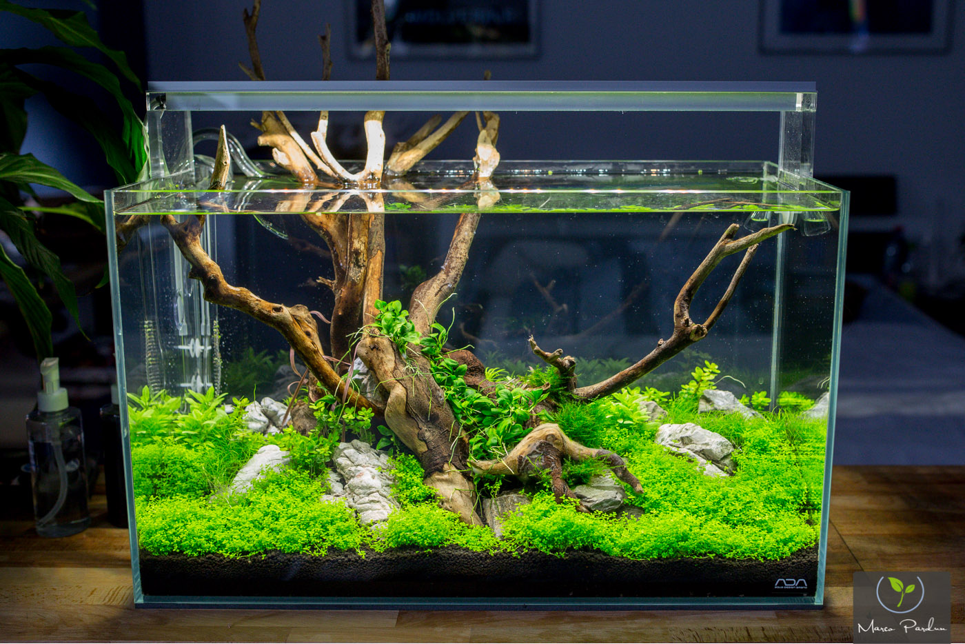 diy led lampe selber bauen aquariumbeleuchtung aquascaping forum. Black Bedroom Furniture Sets. Home Design Ideas