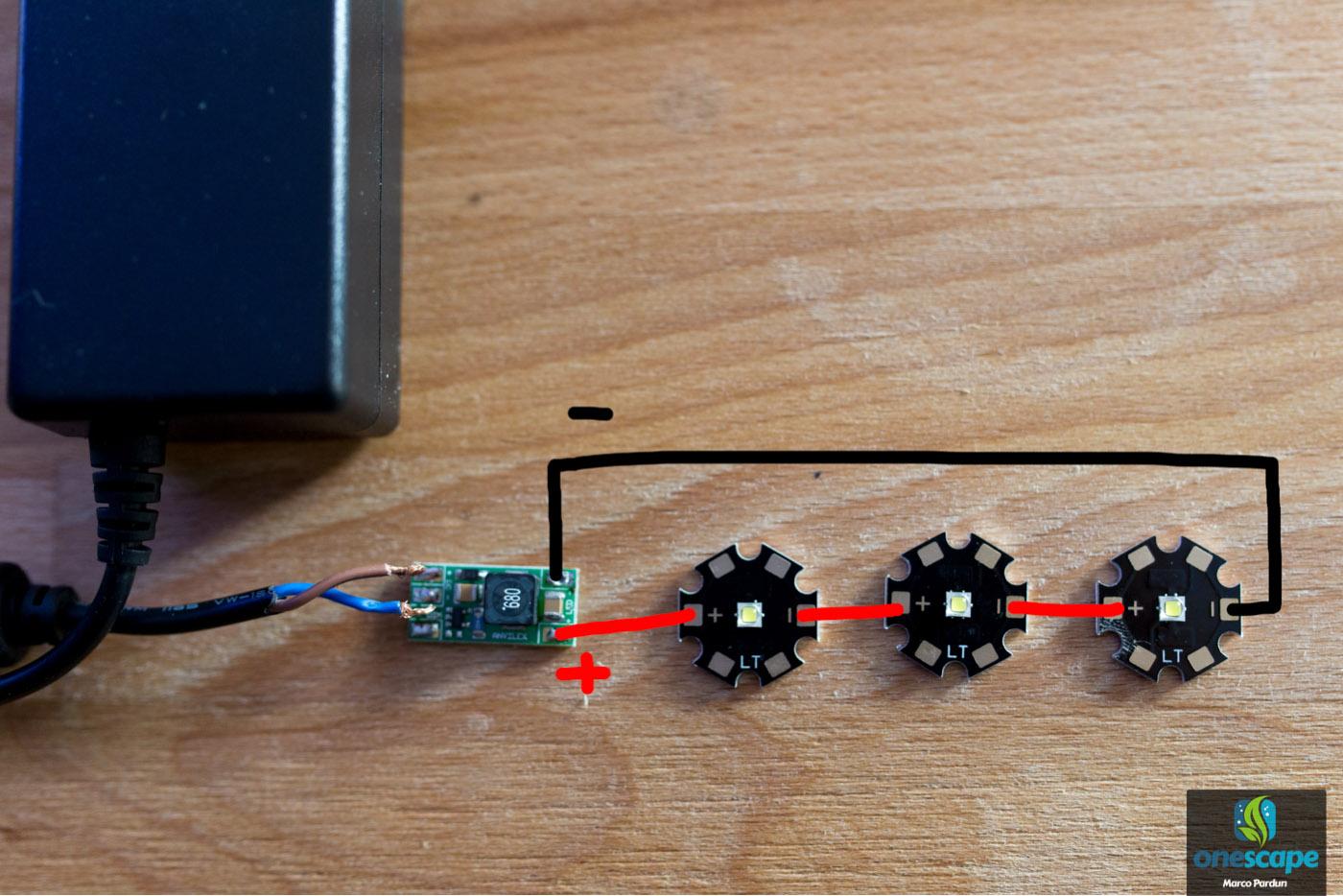 Gut gemocht DIY) LED-Lampe selber bauen - Aquariumbeleuchtung - Aquascaping Forum LG18