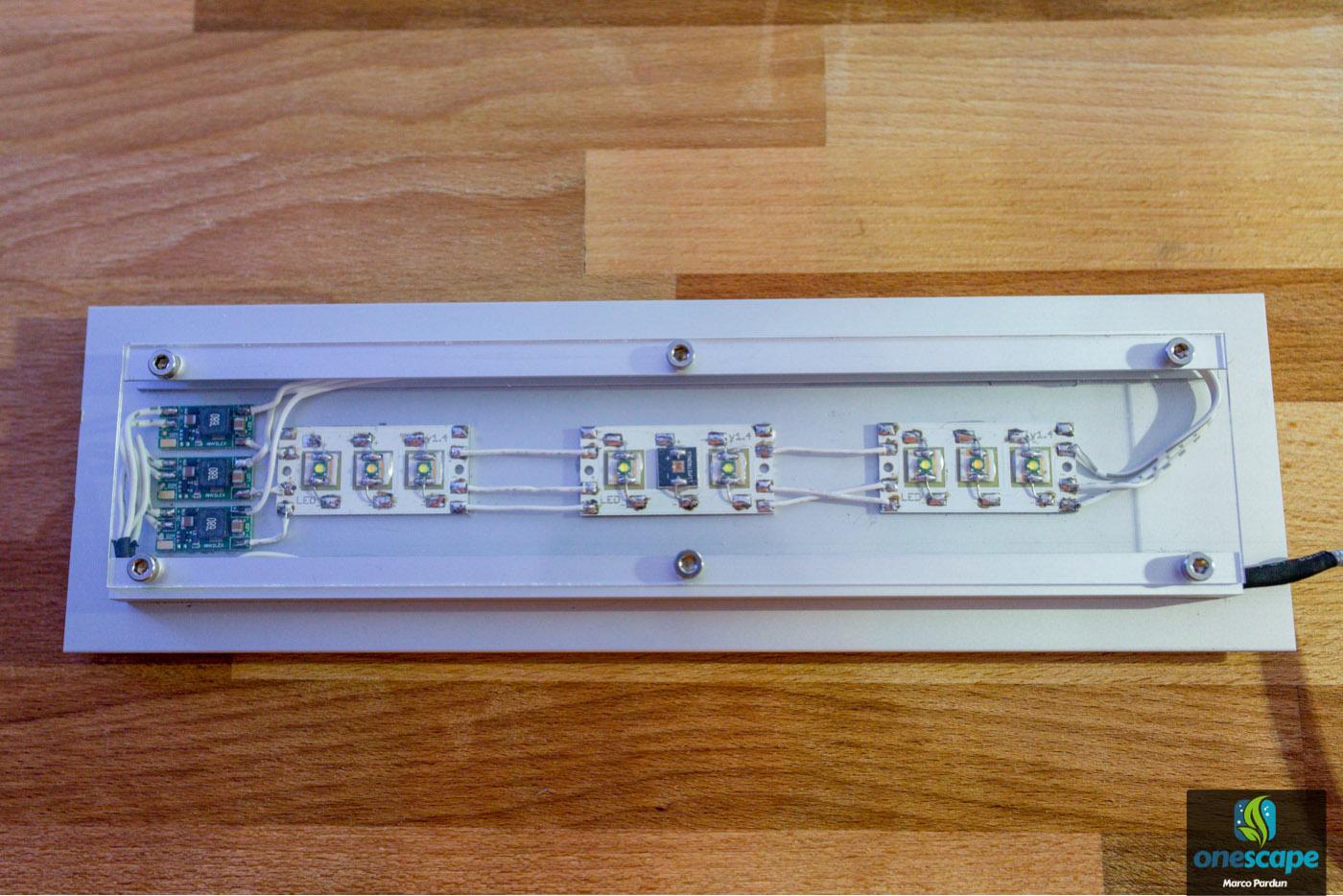 Fabulous DIY) LED-Lampe selber bauen - Aquariumbeleuchtung - Aquascaping Forum QO48